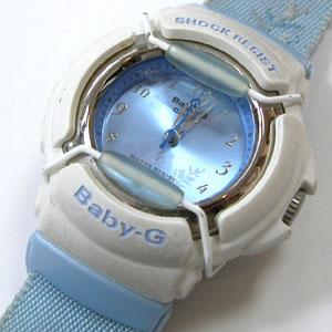 カシオ腕時計(CASIO)Baby-G/2351/BG-22アナログの電池交換 ...