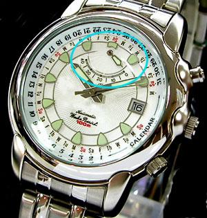 自動巻時計の巻き方について教えて下さい -両親に …